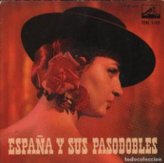 Discos de vinilo: ESPAÑA Y SUS PASODOBLES SEL Nº 2 / SUSPIROS DE ESPAÑA ...EP LA VOZ DE SU AMO DE 1958 RF-2028. Lote 80553078