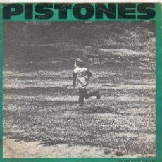 Discos de vinilo: PISTONES, SG, PERSECUCION + 1, AÑO 1984. Lote 80555166