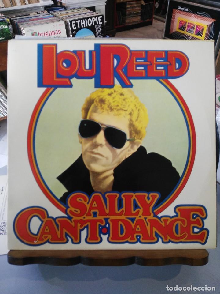 LOU REED - SALLY CAN´T DANCE - LP. (Música - Discos - LP Vinilo - Pop - Rock - Extranjero de los 70)