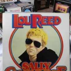 Discos de vinilo - Lou Reed - Sally Can´t Dance - LP. - 80581790