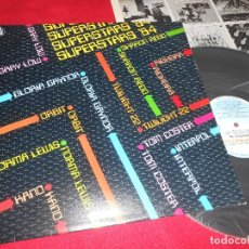 Discos de vinilo: SUPERSTARS'84 LP 1984 HISPAVOX EDICION ESPAÑOLA SPAIN RECOPILATORIO GLORIA GAYNOR + GARY LOW + ETC. Lote 80592134