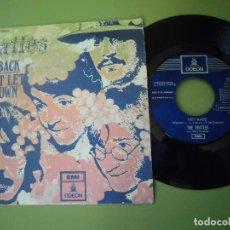Discos de vinilo: THE BEATLES- GET BACK. Lote 80651566