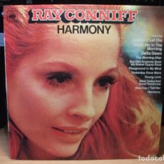 Discos de vinilo: RAY CONNIFF HARMONY LP SPAIN 1973 PDELUXE . Lote 80664354