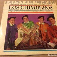 Discos de vinilo: LOS CHIMBEROS, CARPINTERO DE FAMA, VIVA ACHURI, Y OTRAS. ZAFIRO 1967. Lote 80675734