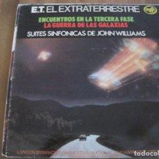 Discos de vinilo: JOHN BARRY - SUITES SINFÓNICAS - LP EMI 1982. Lote 80699326