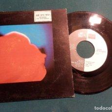 Discos de vinilo: BB SIN SED - TESORO DE PALABRAS (EL MISMO TEMA CADA CARA) DISCMEDI 1991 - SINGLE PROMOCIONAL. Lote 80703094