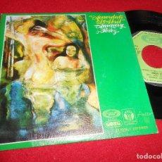 Discos de vinilo: AMAURY PEREZ ACUERDATE DE ABRIL/VUELA PENA 7'' SINGLE 1977 MOVIEPLYA PROMO EDICION ESPAÑOLA SPAIN. Lote 80709366