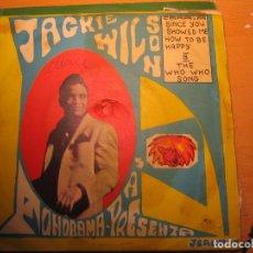 Discos de vinilo: JACKIE WILSON. Lote 147218764
