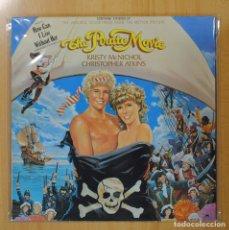 Discos de vinilo: VARIOS - THE PIRATE MOVIE - 2 LP. Lote 80740079