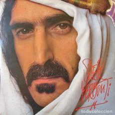 Discos de vinilo: DOBLE VINILO FRANK ZAPPA - SHEIK YERBOUTI (1979) CBS SPAIN. Lote 80745418