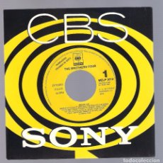 Dischi in vinile: THE BROTHERS FOUR - MEDLEY (SINGLE 7'' PROMO 1991, CBS MELP 3012). Lote 80772486