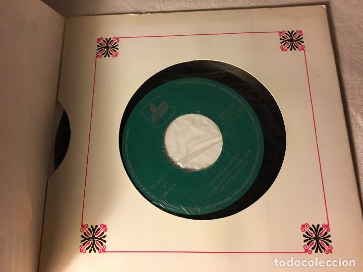 Discos de vinilo: DISCO SINGLE ORIGINAL VINILO VILLANCICOS - Foto 2 - 80774462