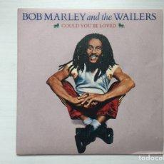 Discos de vinilo: SINGLE BOB MARLEY. Lote 80803470