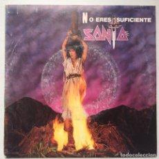 Discos de vinilo: SINGLE (PROMOCIONAL) SANTA. Lote 80817726
