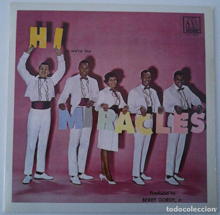 Discos de vinilo: the miracles..Hi were the miracles.(motown 1985).spain - Foto 1 - 80817775