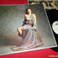 Discos de vinilo: ANA BELEN GEMINIS LP 1984 CBS PROMO EDICION ESPAÑOLA SPAIN. Lote 80825711