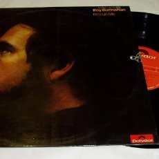 Discos de vinilo: ROY BUCHANAN ?– RESCUE ME LP POLYDOR 1975 SPAIN. Lote 80831459