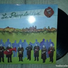 Dischi in vinile: LA PAMPLONESA BANDA MUSICA PAMPLONA 1979. Lote 80838531