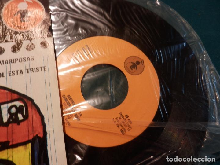 Discos de vinilo: FESTIVAL DE LA CANCIÓN DEL NIÑO - LOTE DE 8 E.P. CON 4 TEMAS - ALMOTAMID 1979 - Foto 3 - 80841519