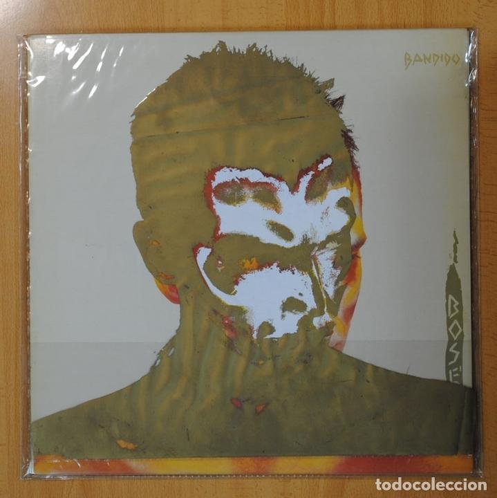 MIGUEL BOSE - BANDIDO - LP (Música - Discos - LP Vinilo - Solistas Españoles de los 70 a la actualidad)