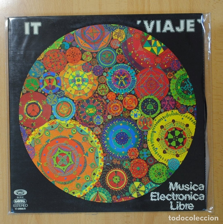 IT - VIAJE - LP (Música - Discos - LP Vinilo - Grupos Españoles de los 70 y 80)
