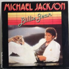 Discos de vinilo: MICHAEL JACKSON - BILLIE JEAN / SIN GRABAR - NUEVO PROMO ESPAÑOL. Lote 234168905