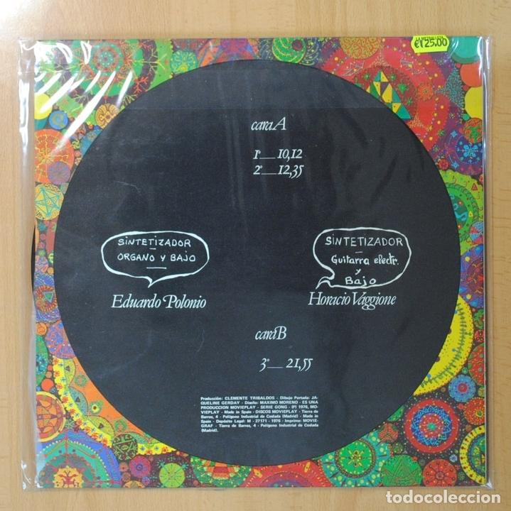 Discos de vinilo: IT - VIAJE - LP - Foto 2 - 80847330