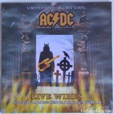 Discos de vinilo: AC/DC - LIVE WIRES - IN CONCERT - PARADISE THEATRE, BOSTON, 21ST AUGUST 1977 - LP PRECINTADO. Lote 80857463