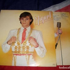 Discos de vinilo: MIGUEL BOSE - MIGUEL. Lote 80866179