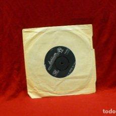 Discos de vinilo: LITTLE TONY - PEGGIO PER ME, QUI LA GENTE SA VIVERE, DEL 1967,DRS 54014 DURIUM, ENGLAND.. Lote 80869239