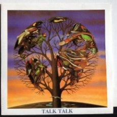 Discos de vinilo: TALK TALK - ASCENSION DAY / IDEM - NUEVO ESPAÑOL PROMO. Lote 80871807