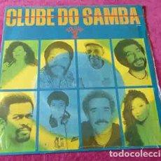 Discos de vinilo: CLUBE DO SAMBA VOL. 2 - LP VARIOS SAMBA BOSSA NOVA. Lote 80891359