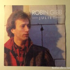 Discos de vinilo: ROBIN GIBB - JULIET - DISCO SINGLE 1983. Lote 80891803