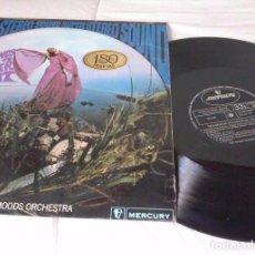 Disques de vinyle: THE MYSTIC MOODS ORCHESTRA - MELODÍAS DE UNA NOCHE DE VERANO - LP MERCURY RECORDS SPAIN 1968). Lote 80894587