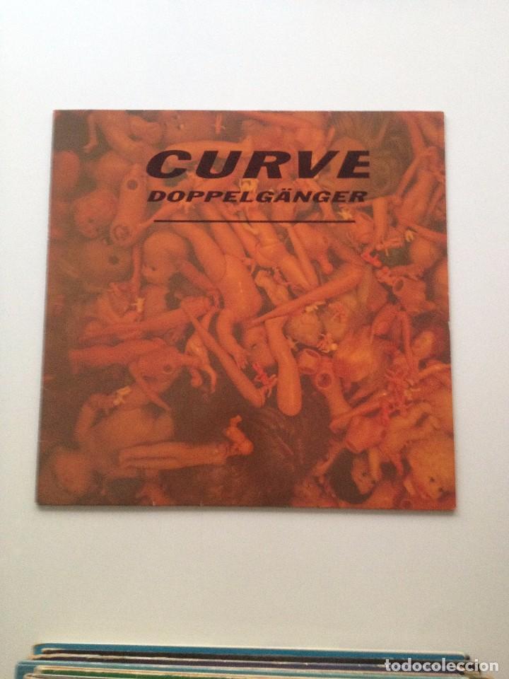 CURVE ?– DOPPELGÄNGER (Música - Discos - LP Vinilo - Pop - Rock Extranjero de los 90 a la actualidad)