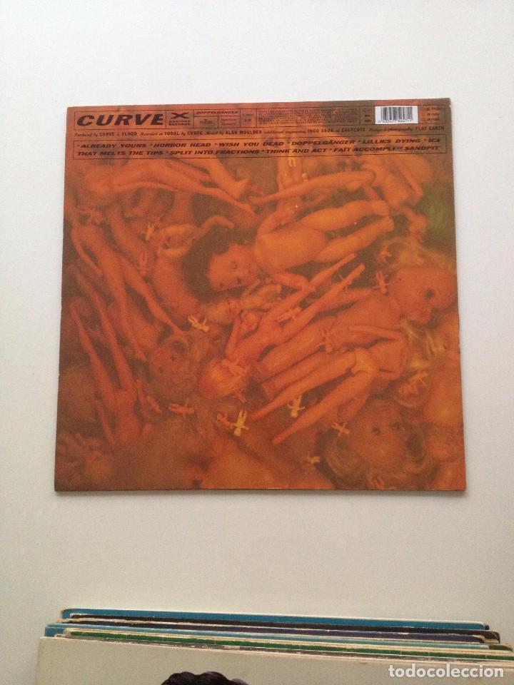 Discos de vinilo: Curve ?– Doppelgänger - Foto 2 - 80909484