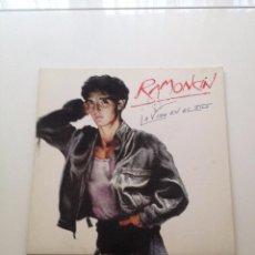Discos de vinilo: RAMONCIN: LA VIDA EN EL FILO. Lote 80909712