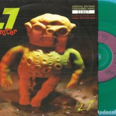 Dischi in vinile: L7: MONSTER / USED TO LOVE HIM. Lote 80915856