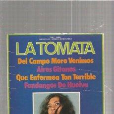 Discos de vinilo: LA TOMATA DEL CAMPO MORO. Lote 80929244