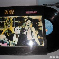 Discos de vinilo: TOM WAITS- SWORDFISHTROMBONES - SPANISH LP 1983. Lote 80941036