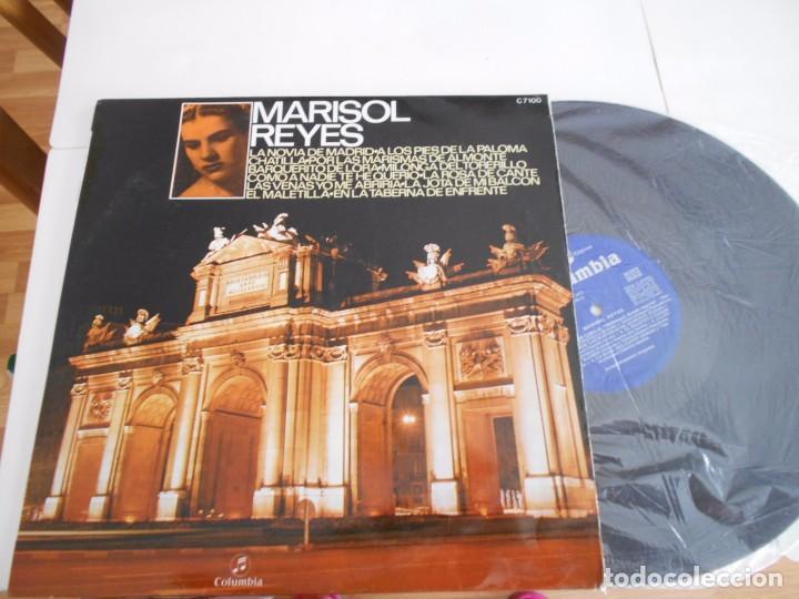 MARISOL REYES-LP 1971-NUEVO (Música - Discos - LP Vinilo - Flamenco, Canción española y Cuplé)