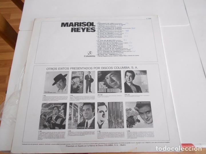 Discos de vinilo: MARISOL REYES-lp 1971-NUEVO - Foto 2 - 80945196