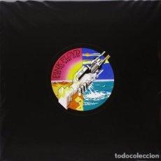 Discos de vinilo: PINK FLOYD - WISH YOU WERE HERE - LP REMASTERIZADO. 180 GR.. Lote 80951156