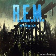 Discos de vinilo: REM LP MURMUR DEMOS VINILO RARO COLECCIONISTA. Lote 80951392