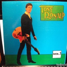 Discos de vinilo: TONY RONALD TONY RONALD VOL.1. LP SPAIN 1990 PDELUXE. Lote 80960524