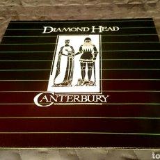 Discos de vinilo: DIAMOND HEAD-CANTERBURY.LP.GERMANY. Lote 81009986