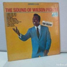 Discos de vinilo: THE SOUND OF WILSON PICKETT. DISCO VINILO. ATLANTIC 1967. VER FOTOGRAFIASADJUNTAS. Lote 81036560