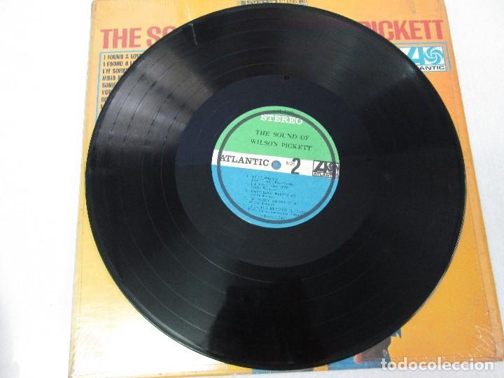 Discos de vinilo: THE SOUND OF WILSON PICKETT. DISCO VINILO. ATLANTIC 1967. VER FOTOGRAFIASADJUNTAS - Foto 4 - 81036560