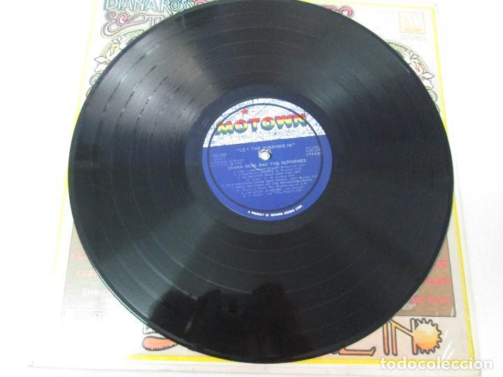 Discos de vinilo: DIANA ROSS AND THE SUPREMES. LET THE SUNSHINE IN. MOTOWN 1969. VER FOTOGRAFIAS ADJUNTAS - Foto 3 - 81037336