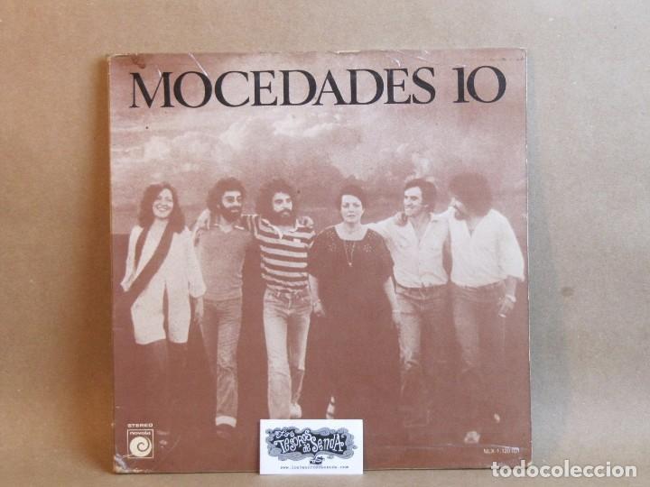 MOCEDADES-MOCEDADES 10- SPAIN 1978-VG/VG+ (Música - Discos - LP Vinilo - Grupos Españoles de los 70 y 80)